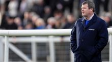 Gordon Elliott holds a lead of almost €400,00over Willie Mullins but only a fool would rule out his rival conjuring up a final-round knockout blow. Photograph: Donall Farmer/Inpho