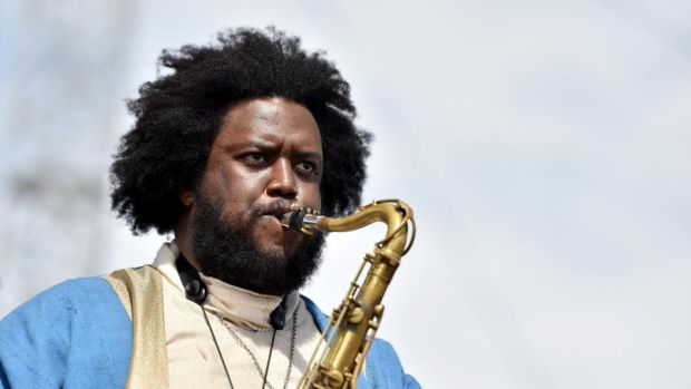 Kamasi Washington: the jazz innovator is part of the National Concert Hall's Perspectives series. Photograph: Getty