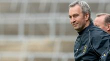 "Tipperary manager Michael Ryan: defeat will ""hurt nobody more than our players, but it's done, that's all we can say about it now"". Photograph: Donall Farmer/Inpho"