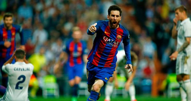 Magical Messi deflates Real to breathes life into title race