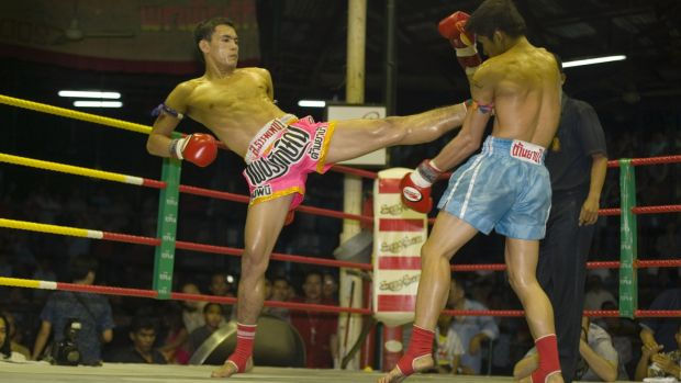 Thai Boxing, Bangkok – why not try it yourself with a Muay Thai class. Photograph: LOOK-foto/Getty Images