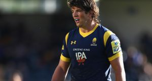 Donncha O'Callaghan has agreed a new one-year contract with Worcester Warriors. Photo: Getty Images