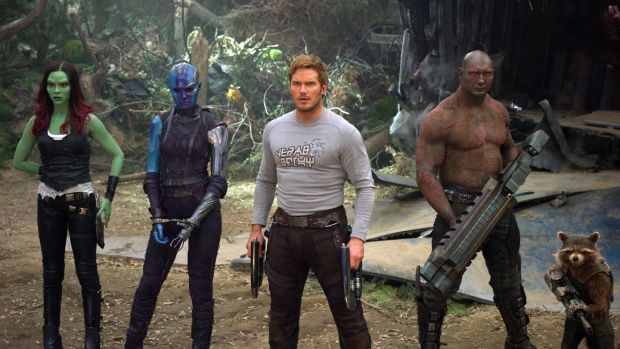 8147cc066 Guardians of the Galaxy 2: 'Expensive. Vulgar. Desperate'