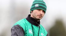 Polish native Lukasz Kirszenstein has also worked with Irish women's rugby team and with Munster rugby academy. Photograph: Colm O'Neill/Inpho