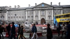 TCD students call for halt to Luas works
