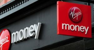 Virgin Money: aiming for a double-digit percentage return on tangible equity this year.