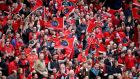 Munster's fans have traversed Europe, lending colour and enthusiasm to places where such qualities are not always universal Photograph: David Rogers/Getty Images