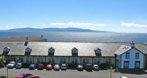 The Connemara Coast Hotel in Furbo, near Galway city, has extensive conference and leisure facilities.