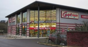 Carpetright's fortunes are tied to the strength of the UK housing market and the firm is a  useful economic indicator.