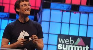 "Paddy Cosgrave, chief executive officer of Web Summit: ""We're in very positive dialogue with all the various stakeholders in Ireland."""