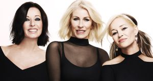 Sara Dallin, Keren Woodward and Siobhan Fahey are about to tour for the first time together as Bananarama