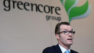 Greencore chief executive Patrick Coveney. Greencore saw as much as £130 million (€152.4 million) knocked off its market valuation on Tuesday.