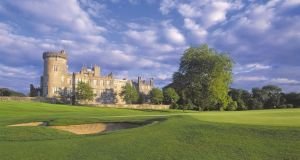 Dromoland Castle hotel: it is unclear whether the other Dromoland shareholders, mostly members of a Wall Street-assembled consortium of wealthy Americans, have pre-emption rights to acquire the shares