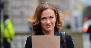 Dr Rhona Mahony, Master of the National Maternity Hospital, said the controversy was a 'storm in a tea cup'. File photograph: Eric Luke/The Irish Times