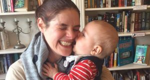 Gwen Burchell and her son Harry: 'I thought parenting couldn't be that hard because everybody does it. But it is.'