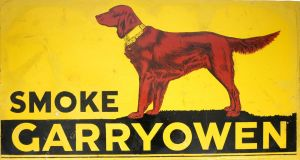 Top Irish dog, mentioned in 'Ulysees', lives on in auction lots
