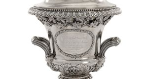 Trophy Irish buy at Sotheby's From Earth to Fire sale