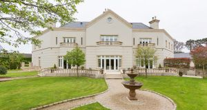 Delgany home that grew into a castle for €5.5m
