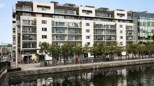 Gallery Quay, Grand Canal Dock