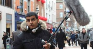 A file image of Ibrahim Halawa (21), from Firhouse in Dublin, who has been in prison in Egypt since August 2013