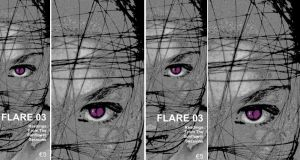 FLARE 03 launches at 7.30pm tonight in Beerhouse, Capel Street, Dublin