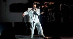 Stop Making Sense: the David Byrne suit