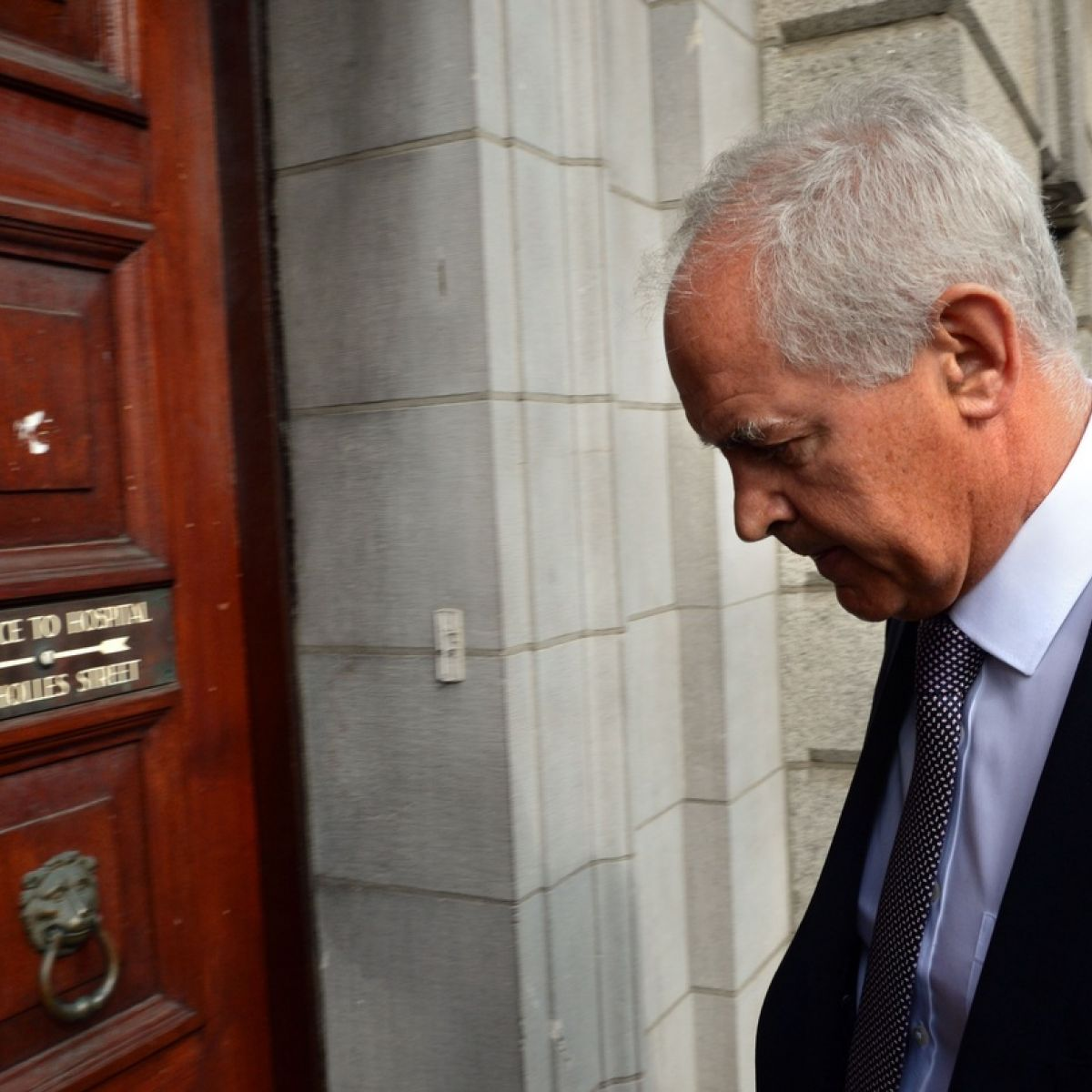 b61f0d9a Boylan resigns: says maternity hospital row like 'episode of Father Ted'