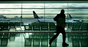 Dublin Airport:  managing director Vincent Harrison said extra routes and seats would boost tourism throughout Ireland.