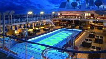 No squeaks or leaks: testing out a new cruise liner