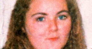 Undated handout photo of Arlene Arkinson, who has been missing since August 1994. Photograph: PA Wire
