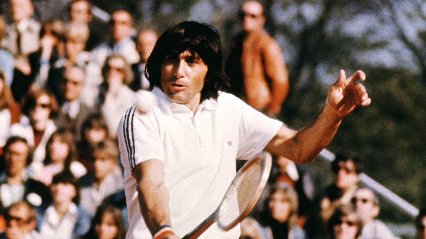 Ilie Nastase – the kind of character sport doesn t need