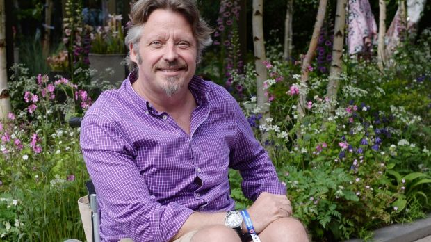 Charley Boorman: his painful recovery is documented in the biography 'Long Way Back'.