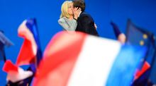 Brigitte Macron: Older woman behind the 'perfect young man'