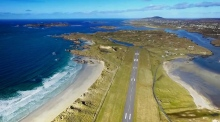 Donegal airport landing strip is second most scenic in the world