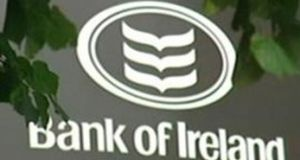 Investor caution in the run up to Bank of Ireland's agm showed no sign of abating, and the stock again closed down, this time by 1.6%