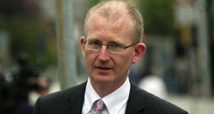 Dr Chris Fitzpatrick has stepped down from the  board planning the relocation of the National Maternity Hospital.  File photograph: Garrett White/Collins