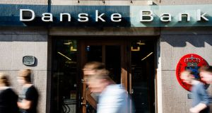 Danske: Total income amounted to €1.7 billion, up 10 per cent from €1.5 billion in the first quarter of 2016, with increases in most income lines