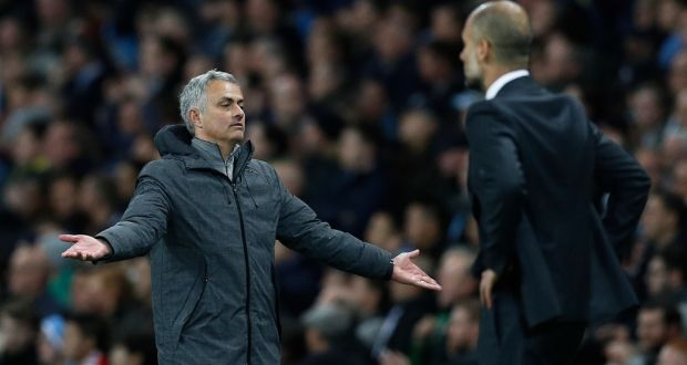 Pep Guardiola has no complaints - Mourinho