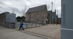 At home in . . . Grangegorman