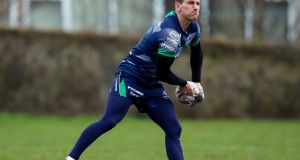 Marnitz Boshoff is back at outhalf for Connacht on Saturday night. Photograph: Inpho