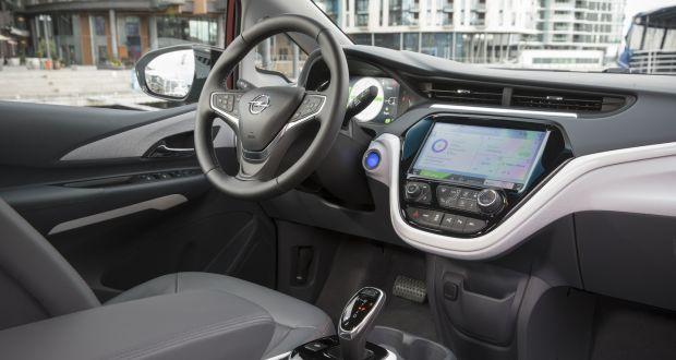 Opel S Ampera E