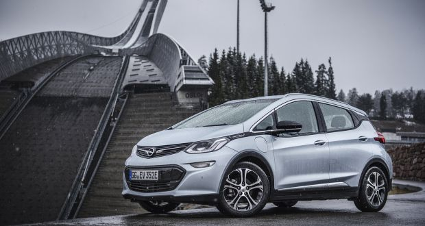 Opel S Ampera E 34 950 In Germany After Tax Incentives