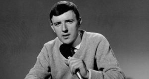 Bill O'Herlihy: reporter for RTÉ programme that led to 1969 tribunal