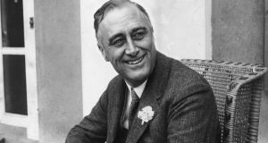 "Franklin D Roosevelt: was driven to pursue his ambitious agenda by the conviction ""human welfare is the first and final task of government""."