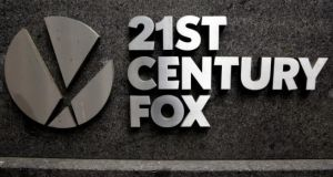 Twenty-First Century Fox is in talks with Blackstone Group about submitting an offer to buy Tribune Media Co, one of the largest US television station operators.