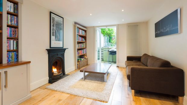 Number 11 Mountpleasant Avenue Upper A Set Of French Doors Allow More Light Into The