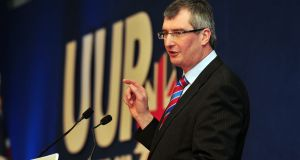 Tom Elliott: in 2015 when the DUP also stood aside, Mr Elliott took the seat from Michelle Gildernew by just over 500 votes. Photograph:  Colm Lenaghan/Pacemaker