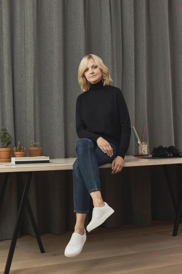 Karin Gustafsson, creative director of Cos