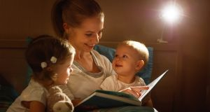 The key to making the routine work is to take the rush out and to make sure you have plenty of time for the important things, like reading to your children.  Photograph: iStock