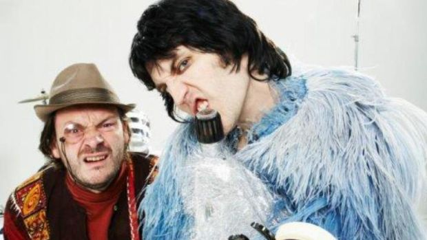 "Barratt on The MIghty Boosh: ""When you're with someone like Noel Fielding, it's easy to be the introspective one"""